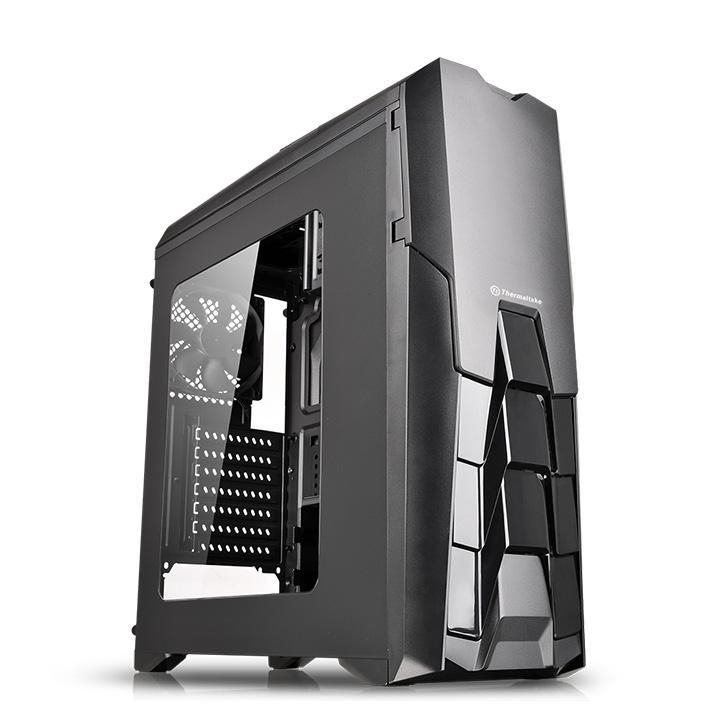 GABINETE THERMALTAKE VERSA N25 WINDOWS 3xFAN LED AZUL